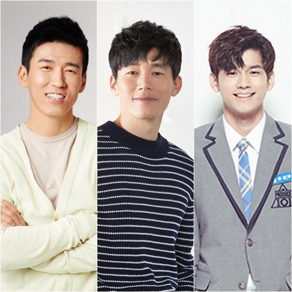 "[DA:인터뷰③] ""션-옹성우 도플갱어?""…김무열도 놀란 닮은꼴 3인방"