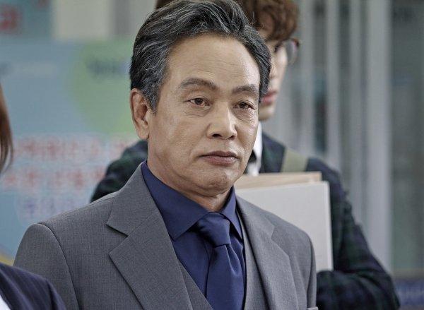 '크리미널마인드' 김영철, 국장 백산役 묵직한 존재감