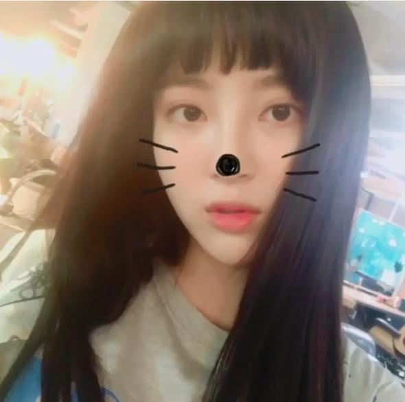 정혜성, 처피뱅도 사랑스럽게 소화…'굴욕없는 미모'