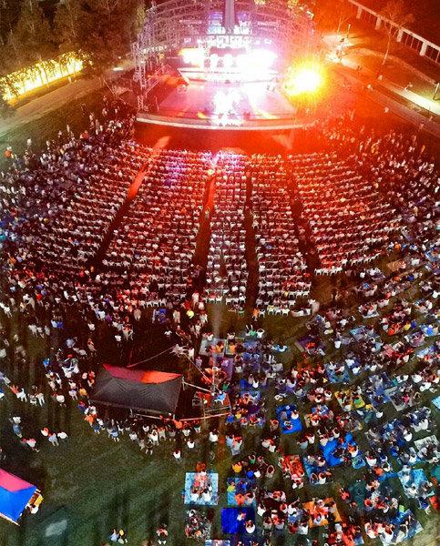 다비치 에일리 DJ DOC,  용평리조트 여름 콘서트 풍성