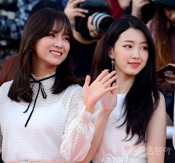 [포토] 구구단 김세정 '상큼한 미소'