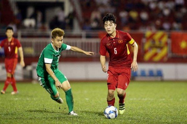 강원FC 쯔엉, 베트남 대표팀 5-0 대승 일조