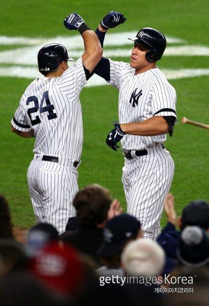 [ALCS 4] 뉴욕 양키스, 짜릿한 역전승… 시리즈 타이