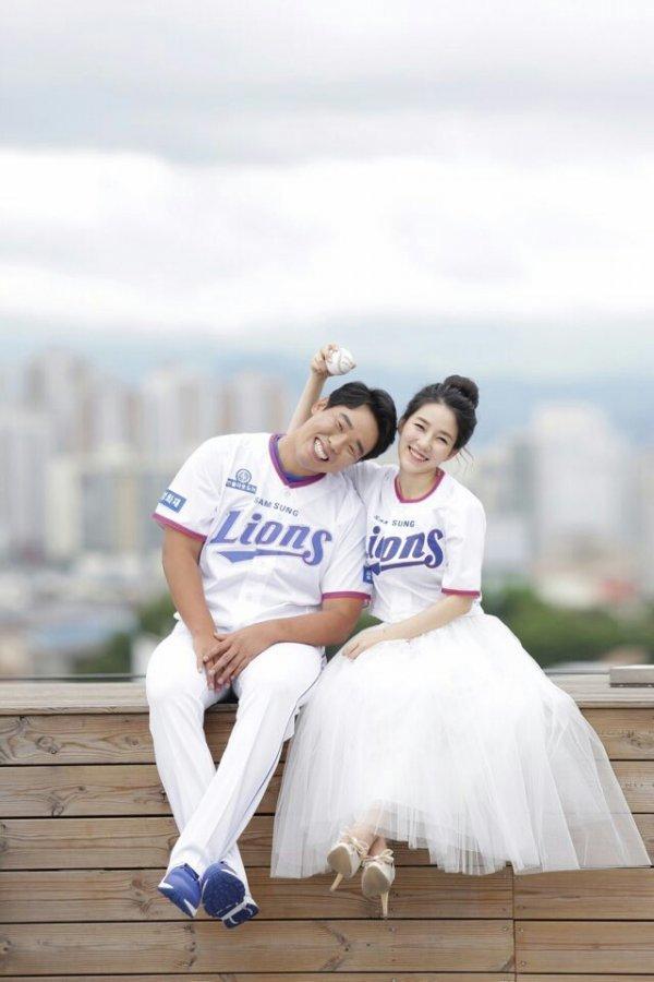 삼성라이온즈 박해민-김기태-신동걸 대리, 같은 날 각각 결혼