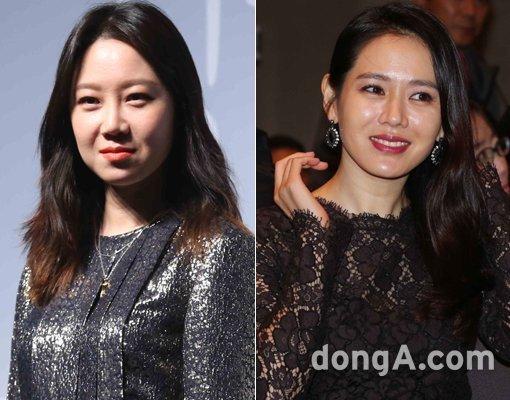 '절친' 공효진·손예진, 스크린 무한질주