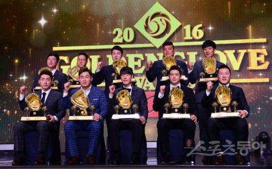 '2017 타이어뱅크 KBO 골든글러브 시상식' 13일 개최