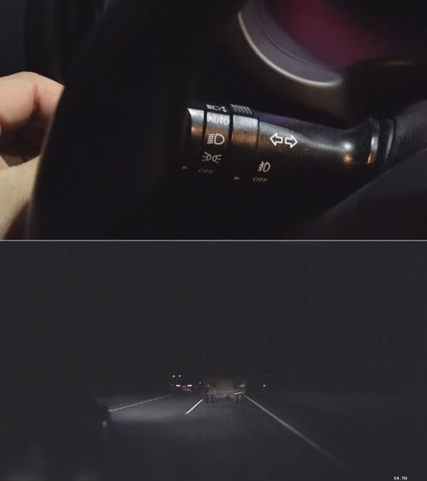 '맨 인 블랙박스' 달리는 검은 흉기, 스텔스 차량의 위험성