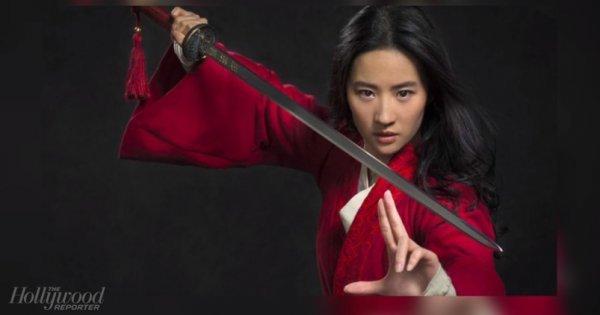 [DA:할리우드] 유역비 '뮬란', 스틸 공개…2020년 3월27일 개봉