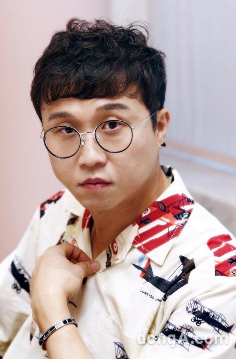 """[남사친 인터뷰②] 박성광 """"개그맨 되고 뿌듯한 순간? 지금 이 순간!"""""""