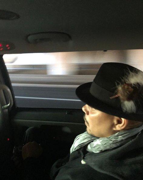 "[DA:할리우드] 테렌스 하워드, 내한 ""♥이 태어난 곳"""