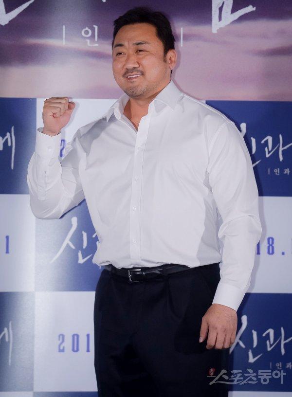 [DA:할리우드] 마동석, 마블 입성…'이터널스' 출연 확정