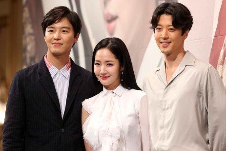 케미여왕 박민영