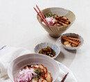 세상 간단한 한 그릇 요리 삼겹살덮밥 & 과일간장비빔국수