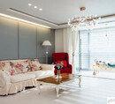 컬러 매치가 돋보이는 로맨틱 프렌치 아파트