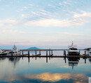 '한 점 신선의 섬'에서 즐기는 청정 힐링 남해 엘림 마리나 & 리조트