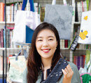 쓰레기에 새 생명 불어넣는 '터치포굿' 박미현 대표