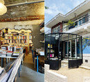 서촌의 작은 프랑스 오에프알 서울&부트 카페