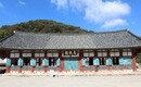국내에서 가장 큰 조선후기 사찰 누각 '고창 선운사 만세루' 보물 지정