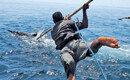살기 위해 목숨 건다… 맨몸으로고래와 싸우는 사람들