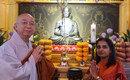 인도 부처님 모신 통도사,깨달음의 法燈 밝히다