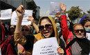 """""""과거로 돌아갈 수없다""""…탈레반 폭압과 항거하는 아프간 여성들"""