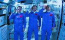 선저우 12호, 우주정거장 톈허 핵심모듈 진입
