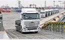 현대자동차 수소전기 대형트럭 세계 최초 양산…스위스로 첫 수출