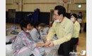 이낙연 도청에서, 김영록 현장으로…폭우에 전·현직 팀플레이