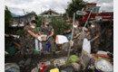 軍, 병력 1800여명 투입해 집중호우 피해 복구 지원