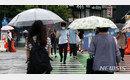 [날씨]6월 마지막 토요일, 전국 빗방울…낮 최고 22~29도
