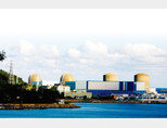 고리원자력발전소 1호기 전경. [동아DB]