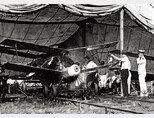 1918년 제작된 미국의 자폭무인기 '케터링 버그'. [사진 제공 · 미 육군]