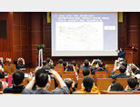고종완 원장이 30여 투자 유망 지역을 설명하고 있다. [홍태식]