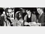 영화 '말괄량이 길들이기' 촬영 당시 엘리자베스 테일러, 프랑코 제피렐리, 리처드 버튼(왼쪽부터). [rex, IMDb]