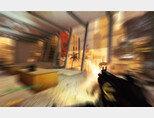 FPS(First Person Shooter·1인칭 슈팅게임) 장르 게임 속 한 장면. 사진은 기사 내용과 관계없음. [Interwave Studios]