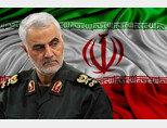 이란 혁명수비대의 거셈 솔레이마니 쿠드스군 사령관. [Tehwran Times]