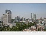 연예계 스타들이 투자 지역으로 가장 선호하는 서울시 강남구 빌딩숲. [동아DB]