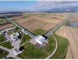 이탈리아에 설치된 중력파 관측소 비르고(VIRGO). [Virgo 홈페이지 제공]