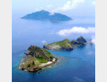 일본이 중국과 영유권 분쟁을 벌이고 있는 센카쿠 열도. [위키피디아]