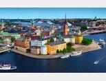 코로나19 사태 이후 스웨덴 스톡홀름 등 북유럽이 최고 해외여행지로 떠오르고 있다. [Tourpia 홈페이지]