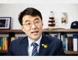 더불어민주당 김남국 의원이 4월 20일 서울 여의도 국회 의원회관에서 청년정책에 대한 구상을 말하고 있다. [조영철 기자]