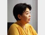 국민의힘 윤희숙 의원이 8월 3일 서울 여의도 국회 의원회관에서 '주간동아'와 인터뷰하고 있다. [조영철 기자]