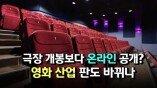 극장 개봉보다 온라인 공개?...영화 산업 판도 바뀌나