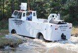 수륙양용 구조 자동차 '앰피비어스 리스폰더'