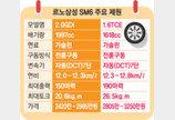 [시승기]익숙한 국산 세단…SM6로 갈증 해소