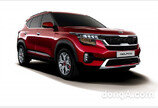 기아차, 글로벌 전략 SUV '셀토스' 인도서 첫선…내달 중순 국내 출시