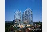 현대건설, '힐스테이트 과천 중앙' 분양 돌입