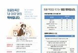 '반려동물 키우세요? 이것만은 꼭!' 경기도, 홍보물 2만부 배포