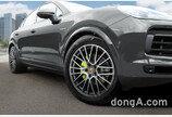한국타이어, 포르쉐 신형 카이엔에 신차용 타이어 공급
