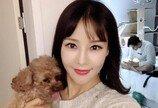 류필립♥미나 부부, 댕냥이와 함께한 달달한 근황 공개